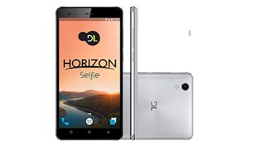 Horizon Selfie